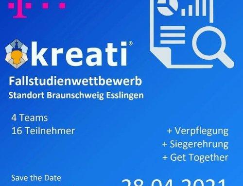 Kreati Fallstudienwettbewerb 2021